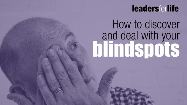 How to discover and deal with blindspots | Leadership Development Sydney