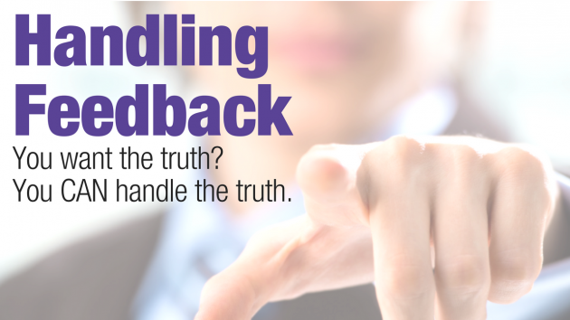 Handling Feedback | Leadership Development Sydney, Australia