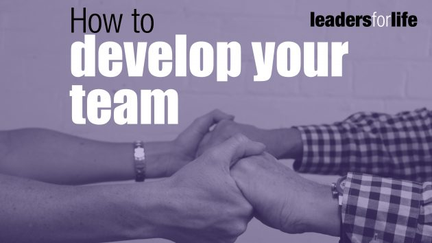 Develop Your Team | Team Building | the human enterprise