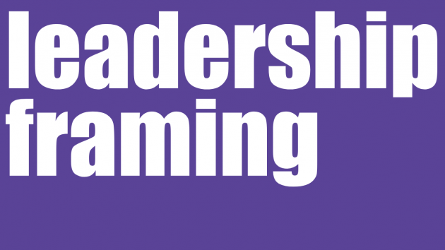leadership framing | Leadership Coaching Sydney