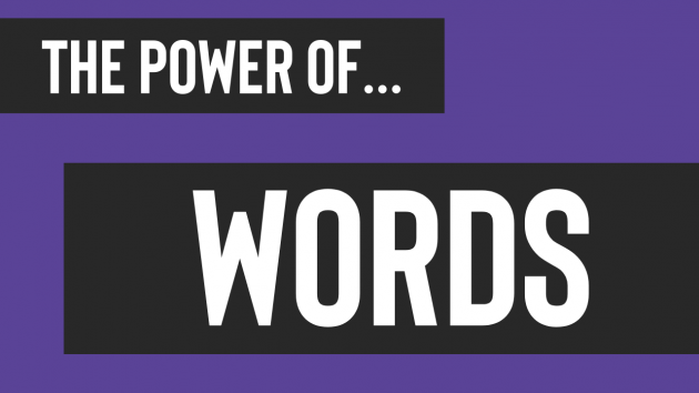 The Power of Words | Leadership Training Sydney