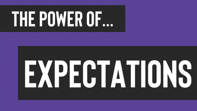 The Power of Expectations | Leadership Coach Sydney | the human enterprise