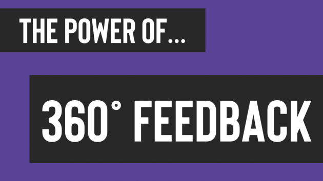 The Power of 360° Feedback | Leadership Training Sydney | the human enterprise