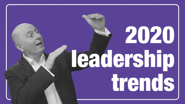 2020 Leadership Trends | Executive Coaching Sydney Australia