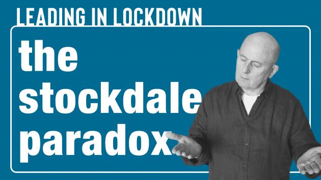 The Stockdale Paradox | Leadership Training Sydney | the human enterprise