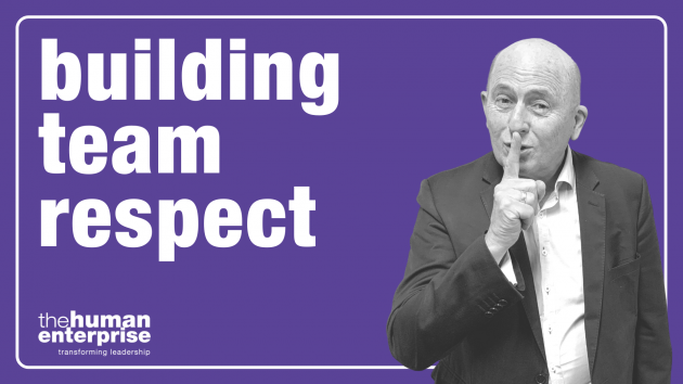 Building Team Respect | Leadership Skills Training Sydney | the human enterprise