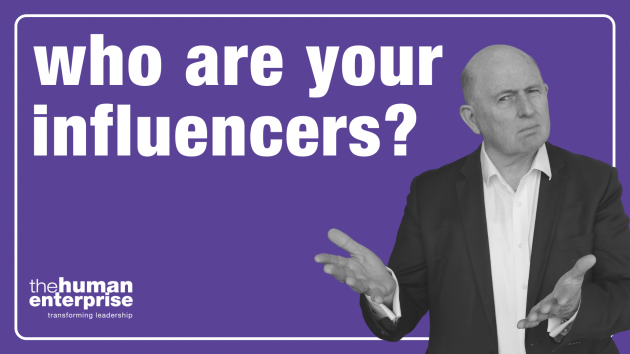 Who are your Influencers | Leadership Training Sydney