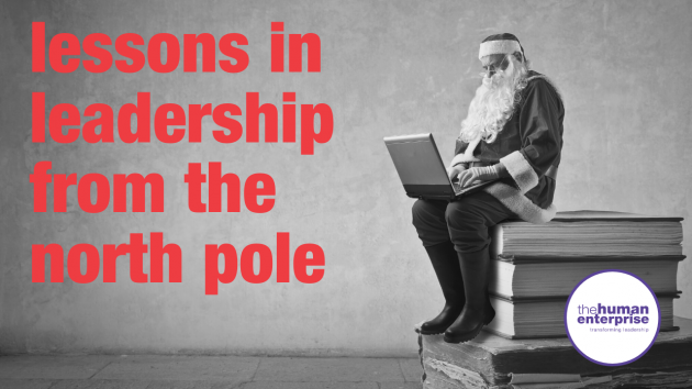 Lessons in Leadership from the North Pole | the human enterprise | Leadership Training Sydney